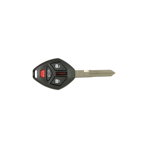 Ilco RHK-MITS-4B1 Mitsubishi 4 Button Remote Head Key