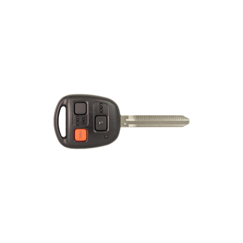 Ilco RHK-TOY-3BFJ Toyota Fj Cruiser 3 Button Remote Head
