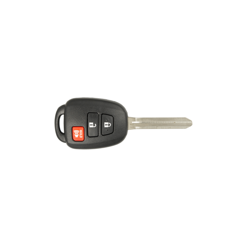 Ilco RHK-TOY-3BH3 Toyota 3 Button Remote Head Key H Trans