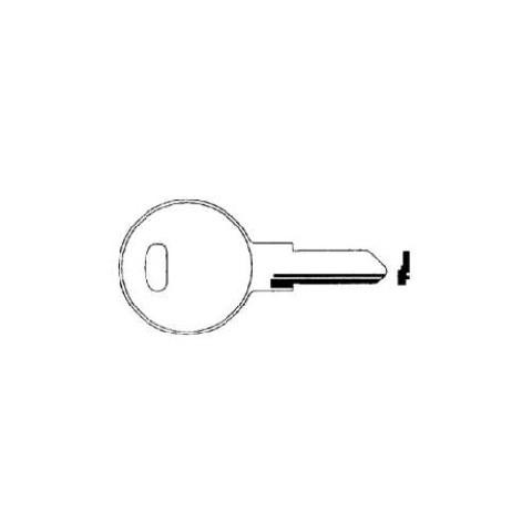 Ilco 1608 Trimark Key Ks130 Tm8
