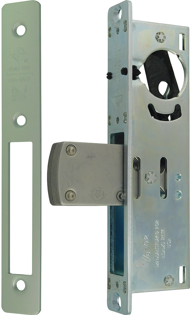 Adams Rite MS1851S-410-628 Aluminum Door Deadlocks