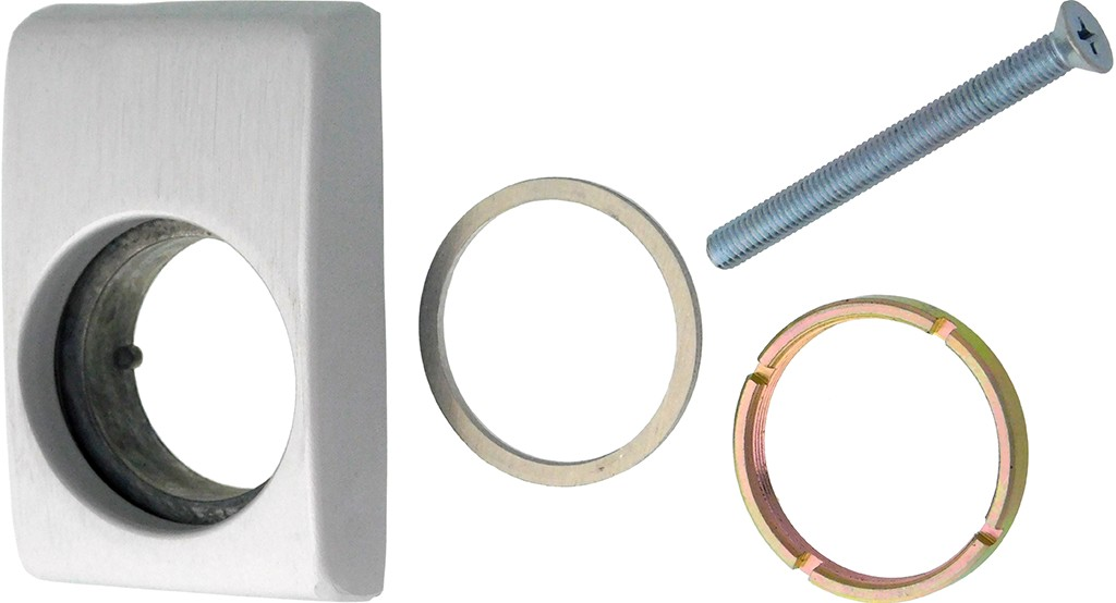 Adams Rite 8650-628 Cylinder Escutcheon Kit